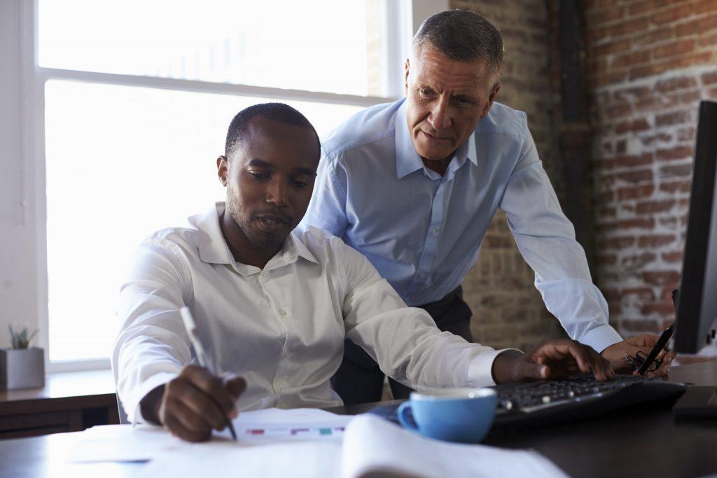 Mentors are a reason why financial advisors fail